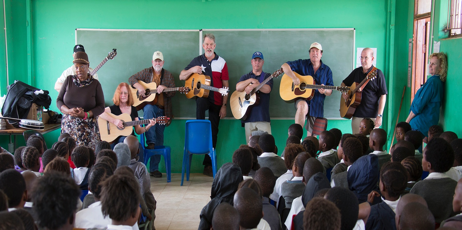 Village School Visits and Concerts