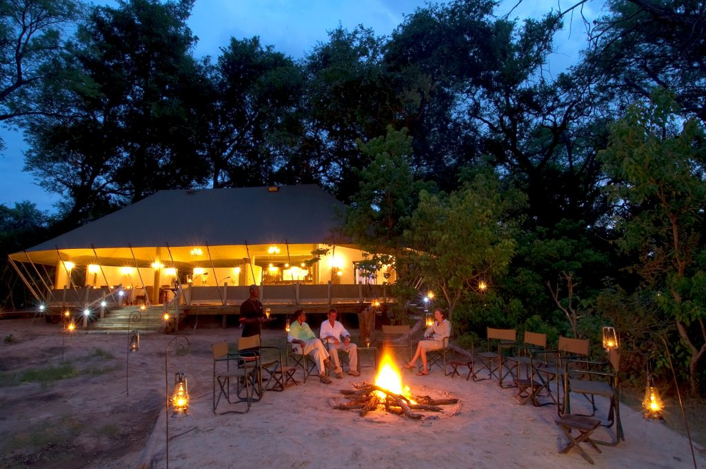 Stanley's Camp Idube Photo Safaris
