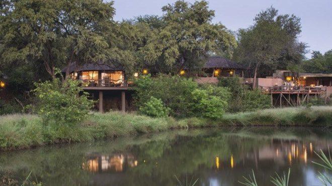 African Safari Lodges Idube