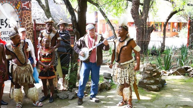 Banjo Safari 2015