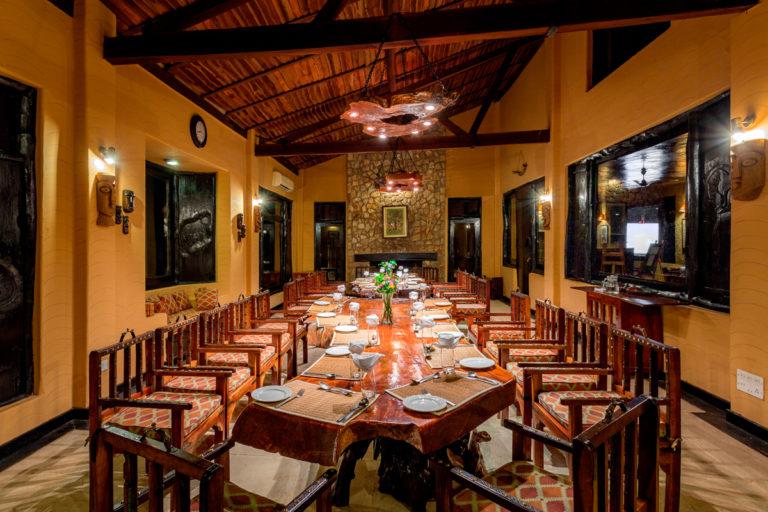 Kings Lodge Dining Hall 1
